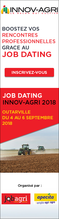 Job dating Innov Agri2018